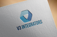 V3 Integrators Logo - Entry #229