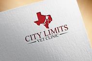 City Limits Vet Clinic Logo - Entry #172