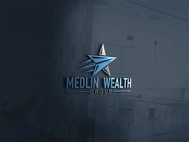 Medlin Wealth Group Logo - Entry #18