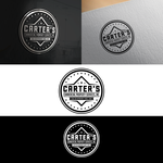 Carter's Commercial Property Services, Inc. Logo - Entry #313