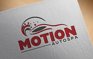 Motion AutoSpa Logo - Entry #74
