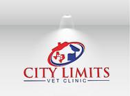 City Limits Vet Clinic Logo - Entry #117