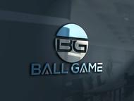 Ball Game Logo - Entry #100