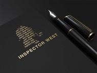 Inspector West Logo - Entry #119
