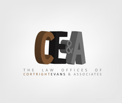 Law Office of Cortright, Evans and Associates Logo - Entry #34