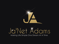 Ja'Net Adams  Logo - Entry #126