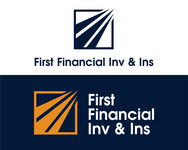 First Financial Inv & Ins Logo - Entry #44