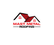 Mast Metal Roofing Logo - Entry #138
