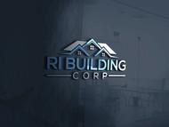 RI Building Corp Logo - Entry #68