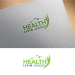 Healthy Livin Logo - Entry #578