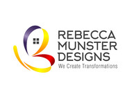 Rebecca Munster Designs (RMD) Logo - Entry #175