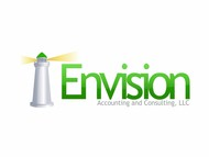 Envision Accounting & Consulting, LLC Logo - Entry #72
