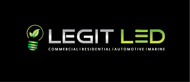 Legit LED or Legit Lighting Logo - Entry #262