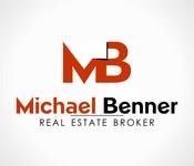 Michael Benner, Real Estate Broker Logo - Entry #129