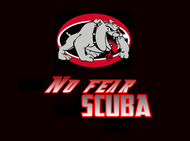 No Fear Scuba Logo - Entry #58