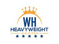 Heavyweight Jiujitsu Logo - Entry #131