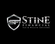 Stine Financial Logo - Entry #156