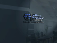 Sapphire Shades and Shutters Logo - Entry #34