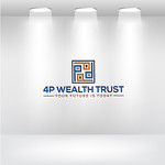4P Wealth Trust Logo - Entry #217