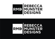 Rebecca Munster Designs (RMD) Logo - Entry #24