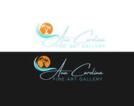 Ana Carolina Fine Art Gallery Logo - Entry #72