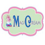 MagiCream Logo - Entry #5