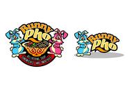 Bunny Pho Logo - Entry #47