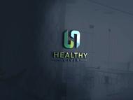 Healthy Livin Logo - Entry #37