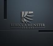Rebecca Munster Designs (RMD) Logo - Entry #3