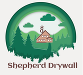 Shepherd Drywall Logo - Entry #190