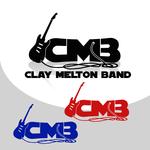 Clay Melton Band Logo - Entry #132