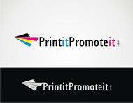 PrintItPromoteIt.com Logo - Entry #195