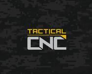 Tactical CNC Logo - Entry #54