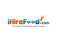 iHireFood.com Logo - Entry #140