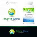 Rhythmic Balance Naturals Logo - Entry #122