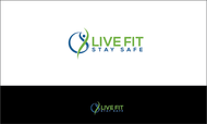 Live Fit Stay Safe Logo - Entry #4