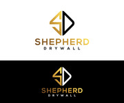 Shepherd Drywall Logo - Entry #338