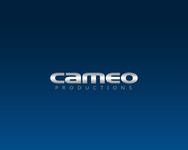 CAMEO PRODUCTIONS Logo - Entry #169