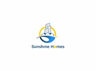 Sunshine Homes Logo - Entry #56