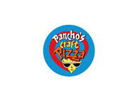 Pancho's Craft Pizza Logo - Entry #104