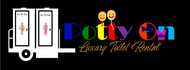 Potty On Luxury Toilet Rentals Logo - Entry #57