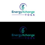 EnergyXchange Yoga Logo - Entry #114