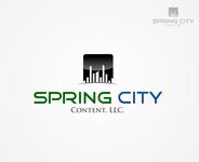 Spring City Content, LLC. Logo - Entry #9