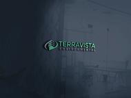 TerraVista Construction & Environmental Logo - Entry #104