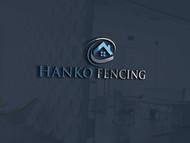 Hanko Fencing Logo - Entry #91