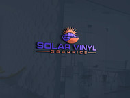 Solar Vinyl Graphics Logo - Entry #340