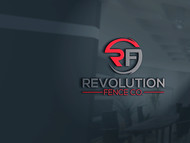 Revolution Fence Co. Logo - Entry #45