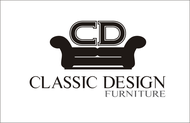 classic design furniture Logo - Entry #44