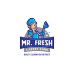 Mr. Fresh Carpet Care Logo - Entry #21