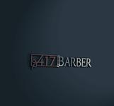 417 Barber Logo - Entry #37